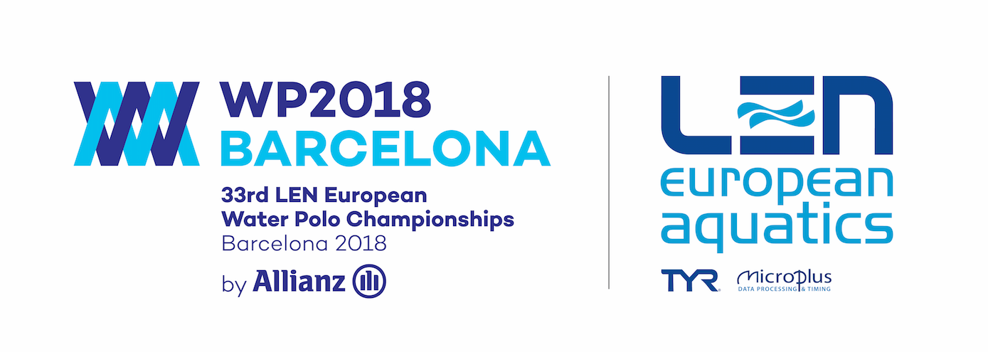 Campeonato europeo Waterpolo Barcelona 2018